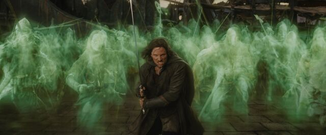 File:Aragorn and army of dead.jpg