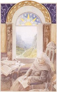 Alan Lee - Bilbo