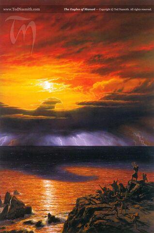File:Ted Nasmith - The Eagles of Manwe.jpg