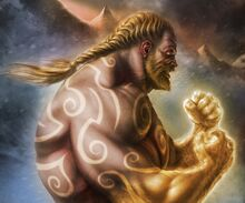 Tulkas the Warrior