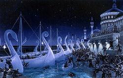 Flight of the Noldor