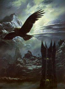 Pinnacle of Orthanc