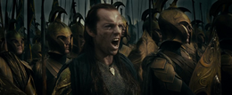 Elrond during the SA battle