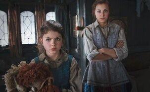 Tilda and Sigrid