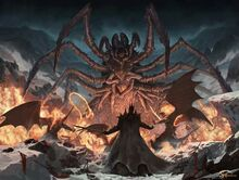 Ungoliant | The One Wiki to Rule Them All | FANDOM powered ... Ungoliant Vs Balrog