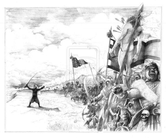 File:The death of celebrimbor by abepapakhian-d53u6xk.jpg