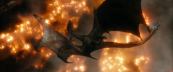 Lord Of The Rings How Does One Arrow Kill Smaug