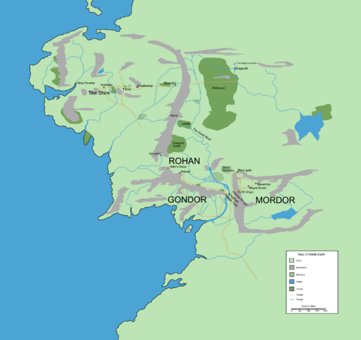File:Middle earth map showing prominent locations.PNG