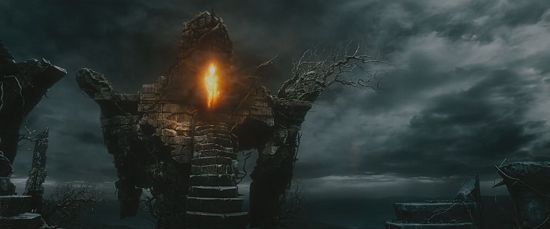 Sauron en Dol Guldur