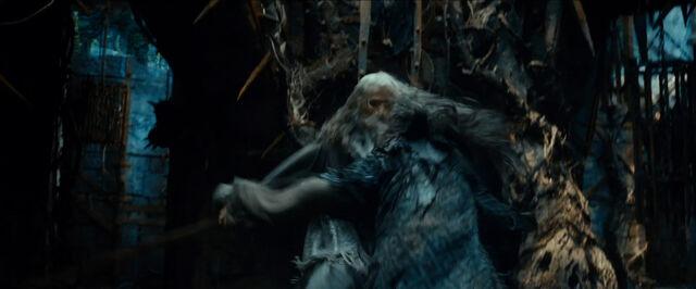 File:Gandalf and Thrain in AUJ teaser.jpg