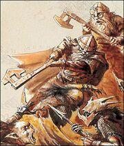 Siege of moria