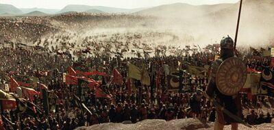 Harad Army