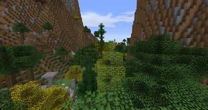 Trollshaws Valley