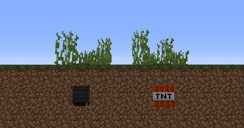 The Mine (Grass)