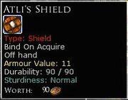 Atli's Shield