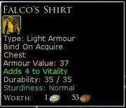 FalcosShirt