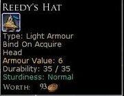 ReedysHat