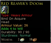 Red reavers doom