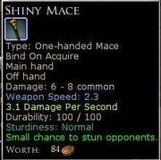 ShinyMace