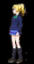 Ayase Eli Character Profile (Pose 2)