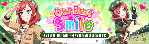 Our Best Smile Event