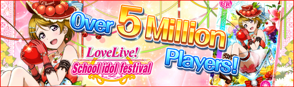 Over 5M Players EN