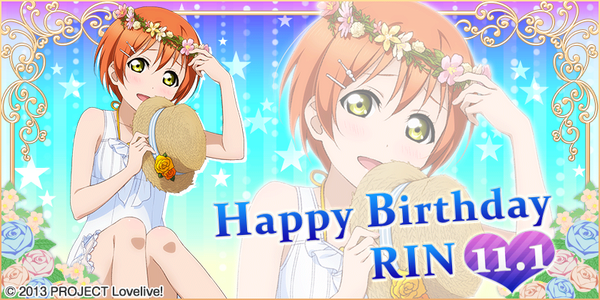 Happy Birthday, Rin! 2015