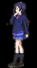 Sonoda Umi Character Profile (Pose 2)