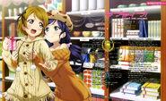 Secret Shortcuts 8 Dengeki G's Mag Mar 2014 (Hanayo Nozomi)