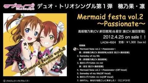 Mermaid festa vol.2 ~Passionate~ PV