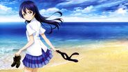 Umi Dengeki G's Magazine September 2014 Textless