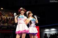 TokyoGameShow2012 Soramaru&Kussun