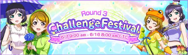 Challenge Festival Festival Round 3 (EN)