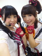 1stLoveLive Soramaru&Emitsun