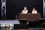 Anime Festival Asia Thailand 2016 - Takatsuki Kanako and Furihata Ai Talk Corner