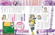 Dengeki G's Magazine June 2016 Kotori