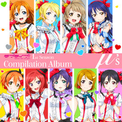 Love Live! 1st Season Compilation Album