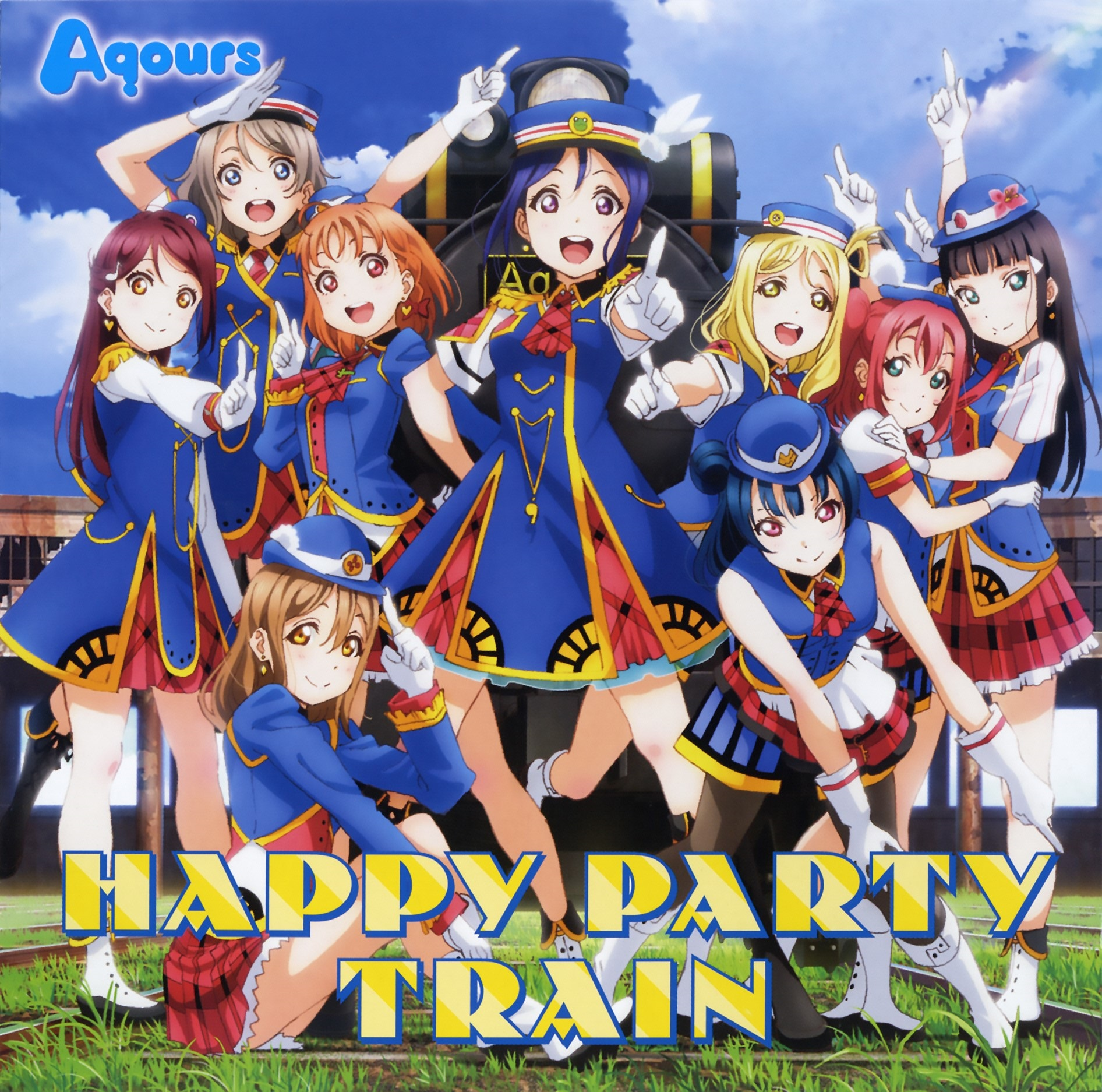 HAPPY PARTY TRAIN ~ DaloadMusic