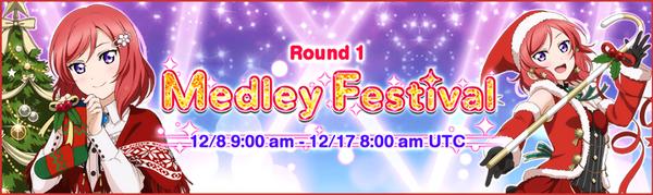 Medley Festival Round 1 (EN)