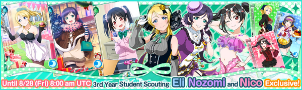 (8-26) Third Years Limited Scouting