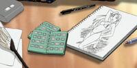 Keitaro's Sketchbook
