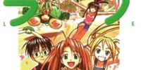 Love Hina (manga) Volume 8