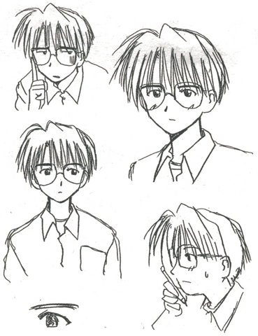 File:Keitaro Original Faces.png
