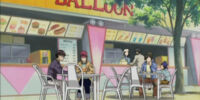 3rd Balloon Cafe