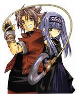 Ren & Cou Manga (2)