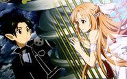 Asuna & Kirito Promotional Pic (10)