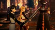 Asuna & Kirito Sword Art Online Ordinal Scale (6)