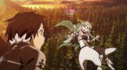 Asuna & Kirito S2E18 (7)