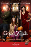 Good Witch - Secrets of Grey House Poster