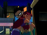 Teen Titans Robin and Starfire 92928116